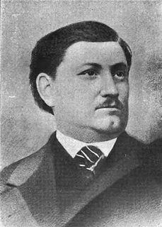 George W. Meeker former mayor of Columbus, Ohio