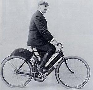 George M. Hendee - George Hendee in 1904