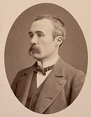Clemenceau, by Nadar.