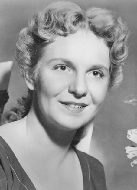 Geraldine Page,1953