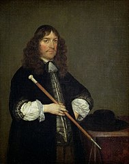 Portrait of the Mayor of Amsterdam Nicolaes Pancras (1622-1678)
