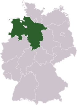 Germany Laender Niedersachsen.png