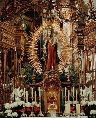 Zwiefalten Abbey - Image: Germany Zwiefalten Münster High Altar