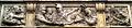 Geschichtsfries am Neuen Rathaus Hannover, 1815, Major Freiherr von Baring verteidigt La Haye Saint in der Schlacht bei Waterloo gegen Napoleons Truppen durch die Königlich-deutsche Legion, Wilhelm Hantelmann.jpg