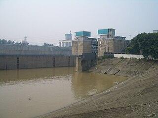 Gezhouba Dam Dam in Yichang, China
