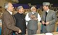 Ghulam Nabi Azad J&K, Shri Virbhadra Singh, Himachal Pradesh, Shri Bhupinder Singh Hooda Haryana and Shri Narendra Modi Gujarat are at the Chief Ministers' Conference on Internal Security, in New Delhi on December 20, 2007.jpg