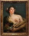 Giambattista tiepolo, ritratto di dama nelle vesti di flora, forse ante 1760, 01.JPG