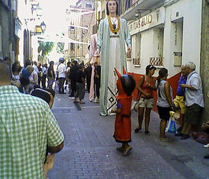 Flix - Image: Giants at the Fiesta