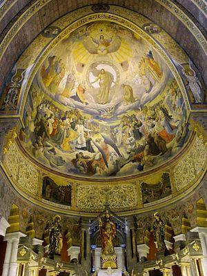 Gijon - Basilica del Sagrado Corazon de Jesus 17
