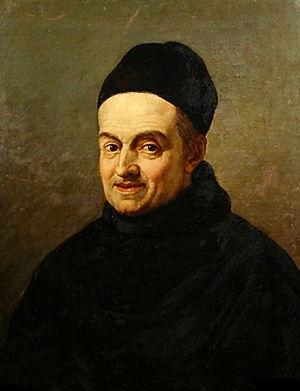 Mozart in Italy - Giovanni Battista Martini, known as Padre Martini, tutored Mozart in counterpoint.