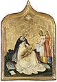 Giovanni di Paolo - The Virgin of Humility (Museo Thyssen-Bornemisza, Madrid, INV. Nr. 161 (1933.9)).jpg