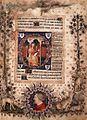 Giovannino de' grassi, Psalm 118-81, Biblioteca Nazionale, Florence.jpg