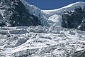 Glacier Tsijiore beside Pigne d'Arolla, it shows a magnificient icefall of more than 100 m high - panoramio.jpg