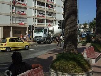 Glacis Road - Glacis Road