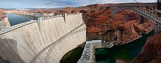 Dam - Glen Canyon Dam