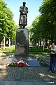 Gliwice - pomnik Piłsudskiego - panoramio (1).jpg