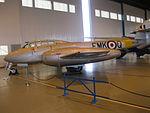 Gloster Meteor T7 1949 (10349773774).jpg