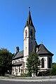 Gmunden - Evangelische Auferstehungskirche BW.jpg