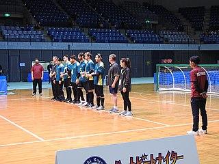 Australia mens national goalball team