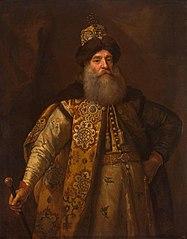 Portrait of Piotr Potyomkin (1617-1700)