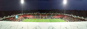 Stadion de Goffert - Image: Goffertboven