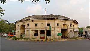 Gole Market - Gol Market, New Delhi.