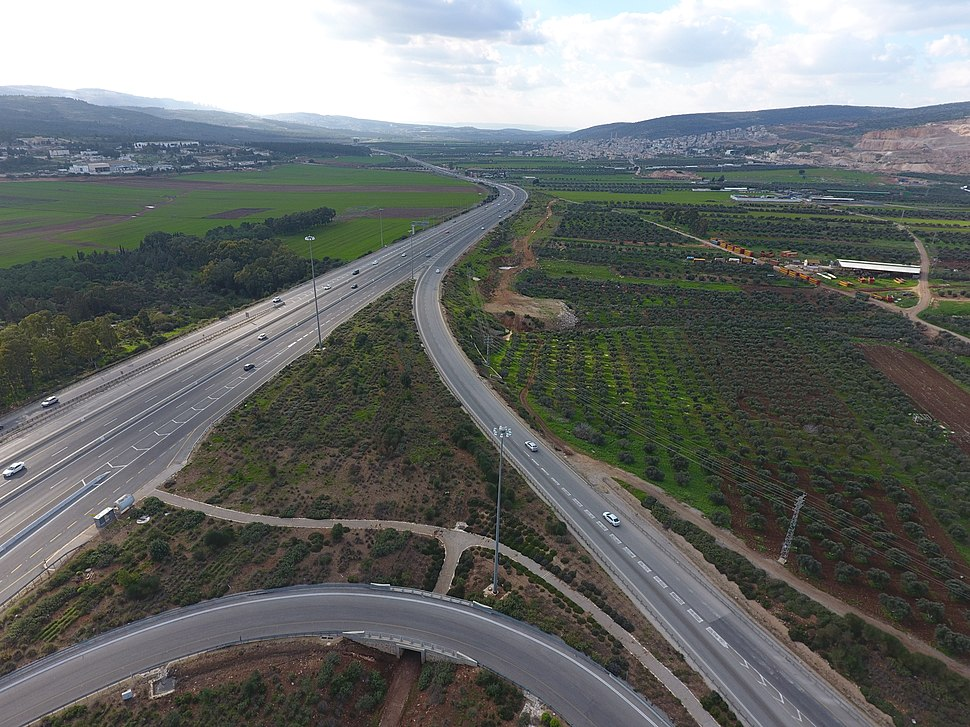 Golani interchange 0024