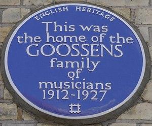 Goossens, Léon (1897-1988)