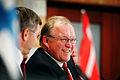 Goran Persson, Sveriges statsminister, under presskonferens vid Nordiska radets session i Stockholm (1).jpg