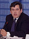 Portrett av Gordon Brown
