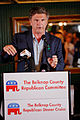 Governor of Maryland Bob Ehrlich at Belknap County Republican LINCOLN DAY FIRST-IN-THE-NATION PRESIDENTIAL SUNSET DINNER CRUISE, Weirs Beach, New Hampshire May 2015 by Michael Vadon 16.jpg
