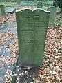 Graffsteen op'n Jöödschen Karkhoff Cuxhoben 108.jpg