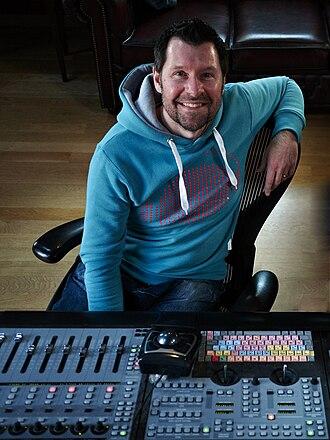 Graham Stack (record producer) - Image: Graham Stack