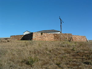Grahamstown - Fort Selwyn