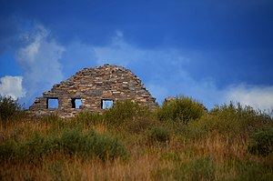 National Register of Historic Places listings in Torrance County, New Mexico - Image: Gran Quivara Ruins, New Mexico