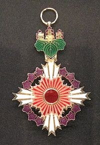 Grand Cordon of the Order of the Paulownia Flowers 001.jpg