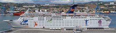 Individual ship or boat wikivisually for Costa neoriviera wikipedia