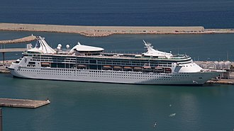 Vision-class cruise ship - Image: Grandeur of the Seas (cropped)