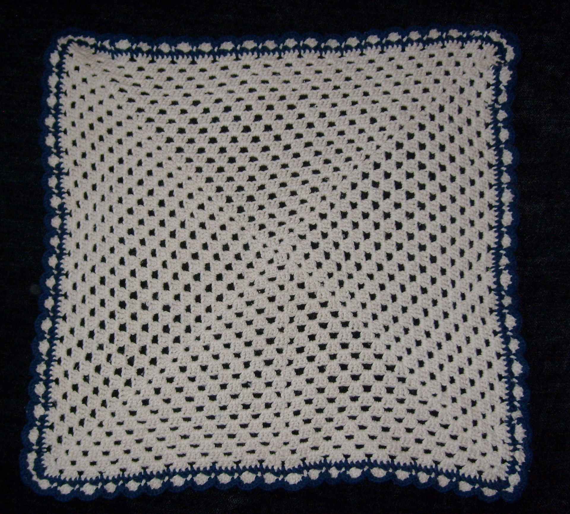 Crochet Stitches Wiki : Shell stitch - Wikipedia