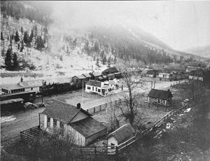 Grant, Colorado - Grant in early 1900s
