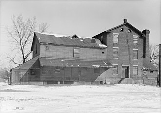 Graue Mill - Graue Water Mill