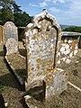 Gravestones, Highweek - geograph.org.uk - 902399.jpg