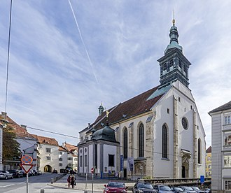 Roman Catholic Diocese of Graz-Seckau - Graz Cathedral
