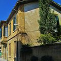 Greek architecture old historic historic Mansions Nicosia Republic of Cyprus.jpg