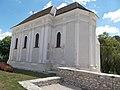 Greek nunnery ruins and Jesuit church in Veszprém, 2016 Hungary.jpg