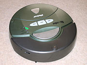 This EU Roomba is similar to the third-generation US Roomba Sage.