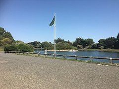 The Green Flag - for excellent Parks