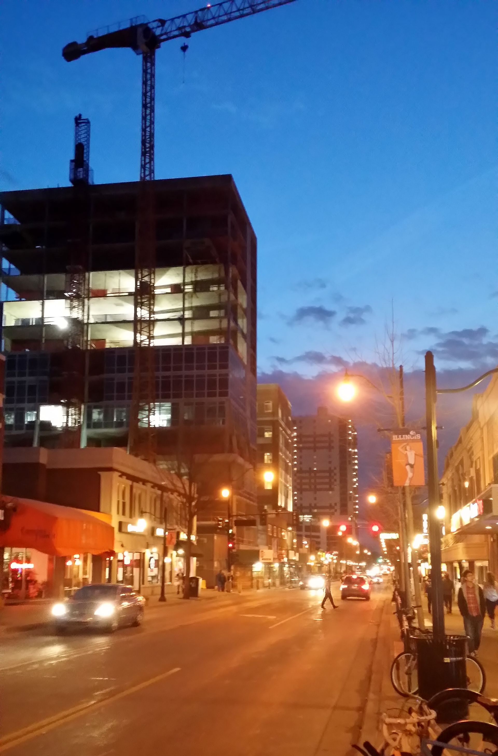 Champaign Bars And Restaurants