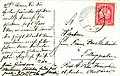 Groß Florian um 1914 Adressseite.jpg