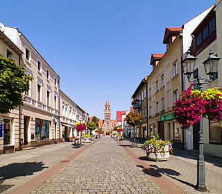 Grodzisk Wielkopolski Place in Greater Poland Voivodeship, Poland
